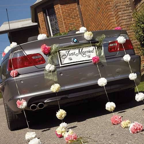 Kennzeichen Just Married