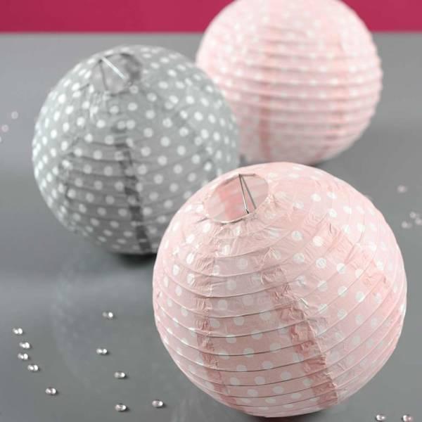 Lampions Dots 20,0 cm