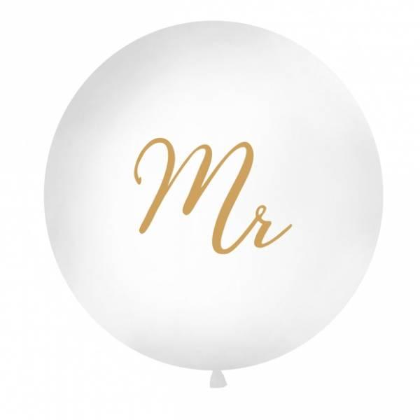 Riesenballon Mr.