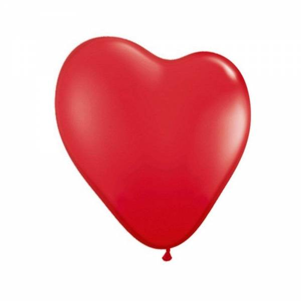Riesen Herzballon