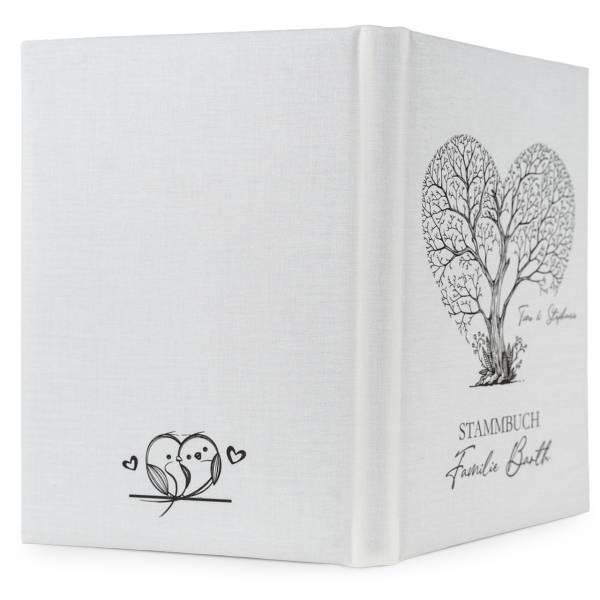 Stammbuch der Familie Felin Nr. 804