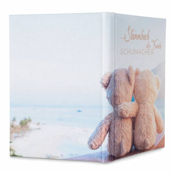 Stammbuch der Familie Teddy Nr. 501