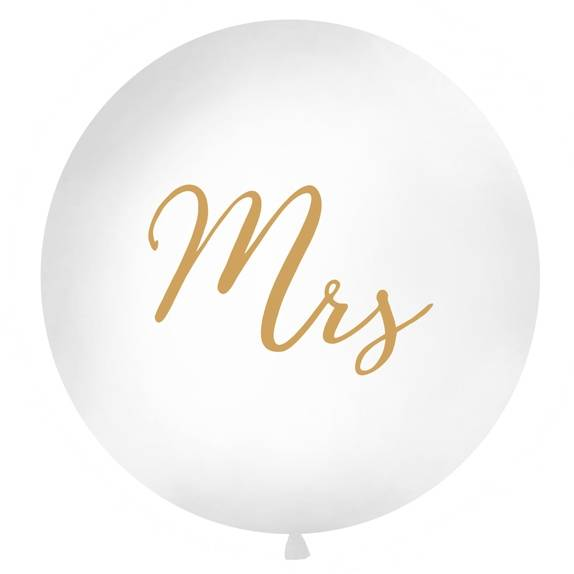 Riesenballon Mrs