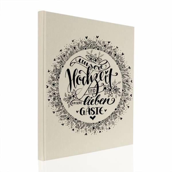 Gästebuch Hochzeit 'Liebste Gäste' Nr. 300