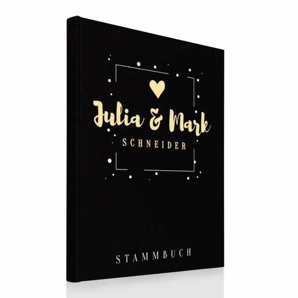 Stammbuch DIN A4 Judy