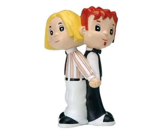 Brautpaar Will und Norm
