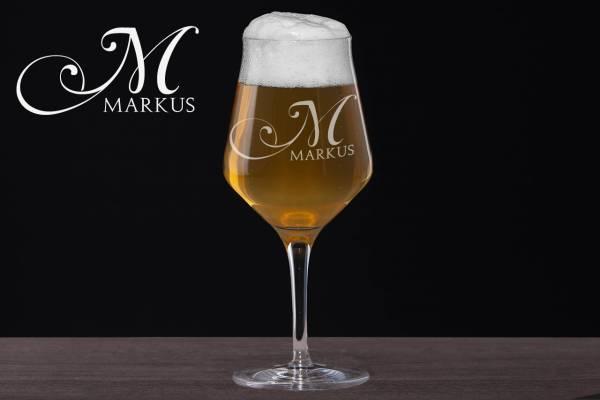 Craft Beer Glas Signum