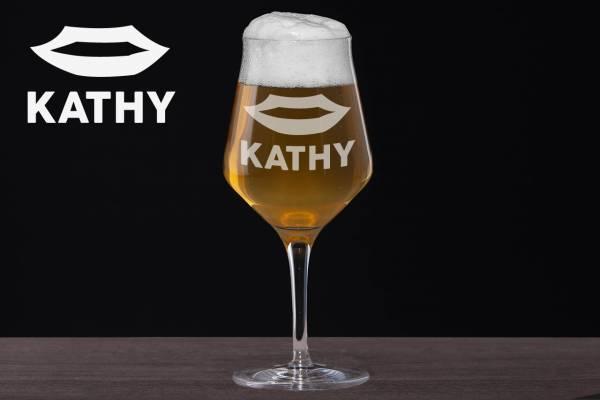 Craft Beer Glas Mrs.