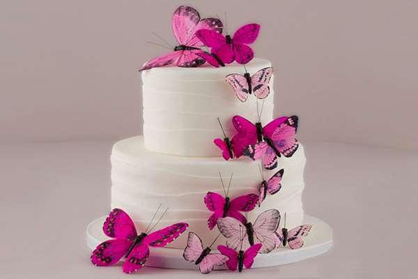 Die Hochzeitstorte Ist Das Geschmackliche Highlight Der Hochzeitsfeier ...