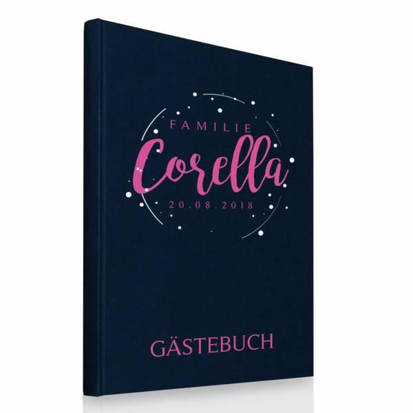 Gästebuch Corella