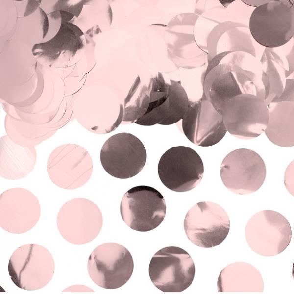 Konfetti Rosegold Glitter