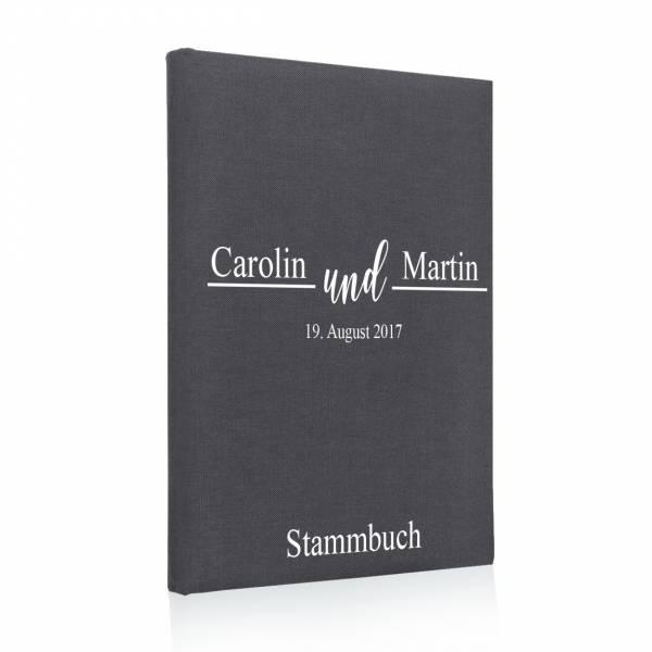 Stammbuch der Familie Caro Nr. 166