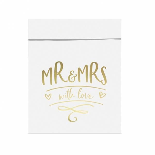 Geschenktüte Mr & Mrs