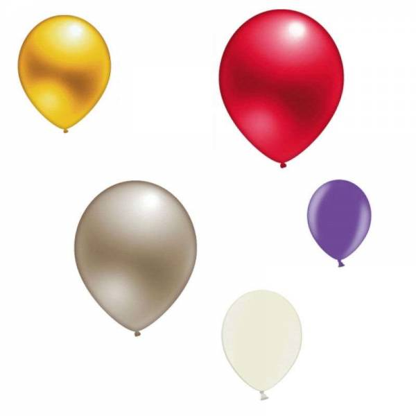 Metallic Ballon