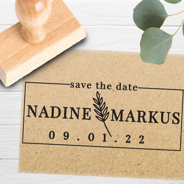 Stempel Save the date 'Cupido' Nr. 17
