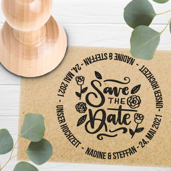 Stempel Save the date 'Aelia' Nr. 1