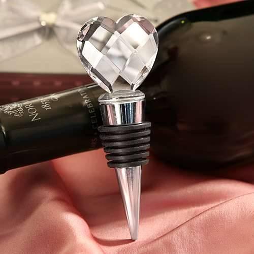 Flaschenverschluss Crystal Heart