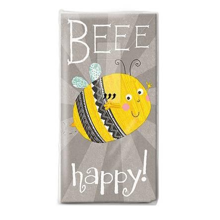 Taschentücher Beee Happy!