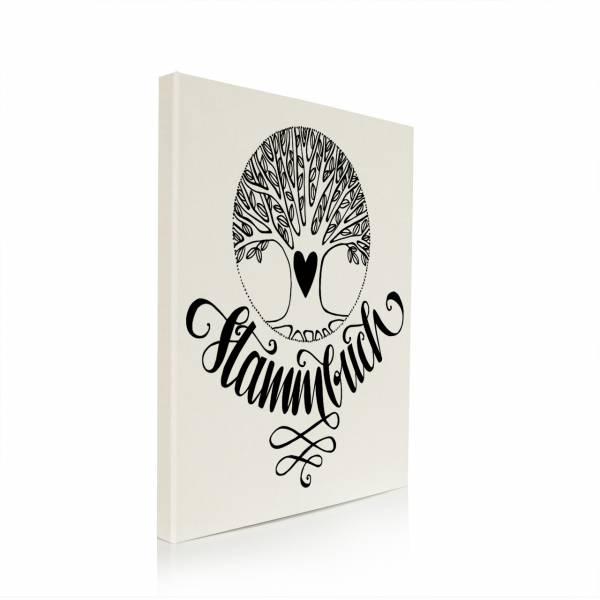 Stammbuch A4 Stammbaum