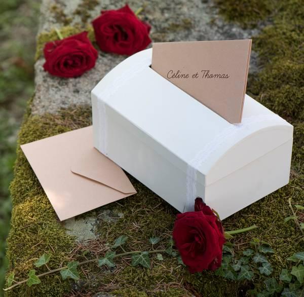 Briefbox Truhe