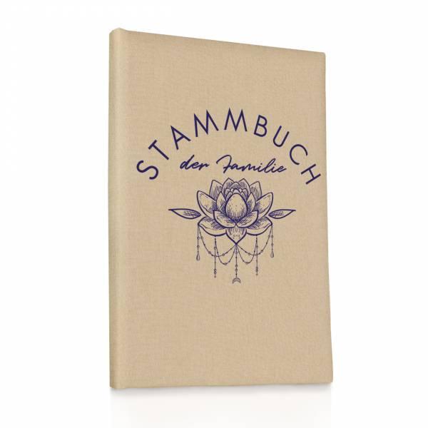 Stammbuch Serie Boho 401 klassisch