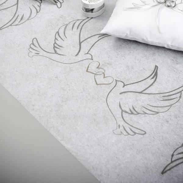 Tischläufer Taube