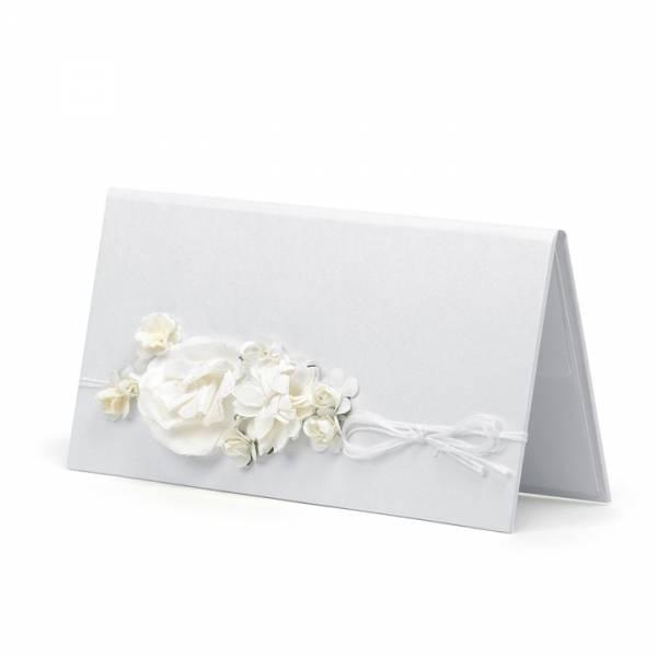 Elegantes Etui für Geldgeschenke Flower