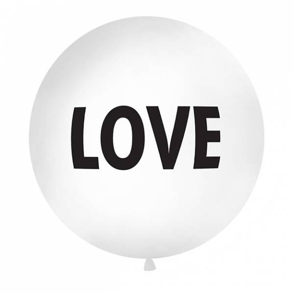 Riesen Ballon Love