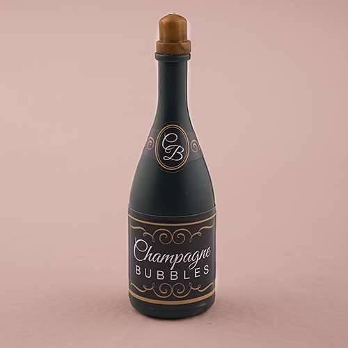 Wedding Bubble Bottle