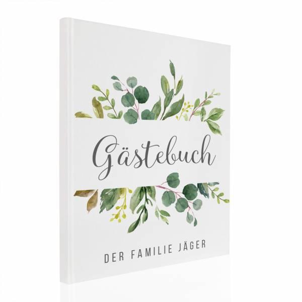 Gästebuch Leaf