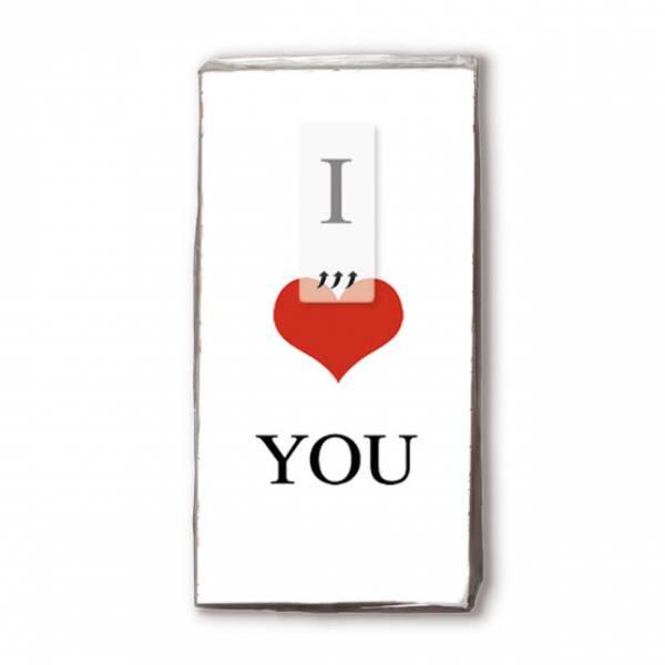 Taschentücher Love Affair