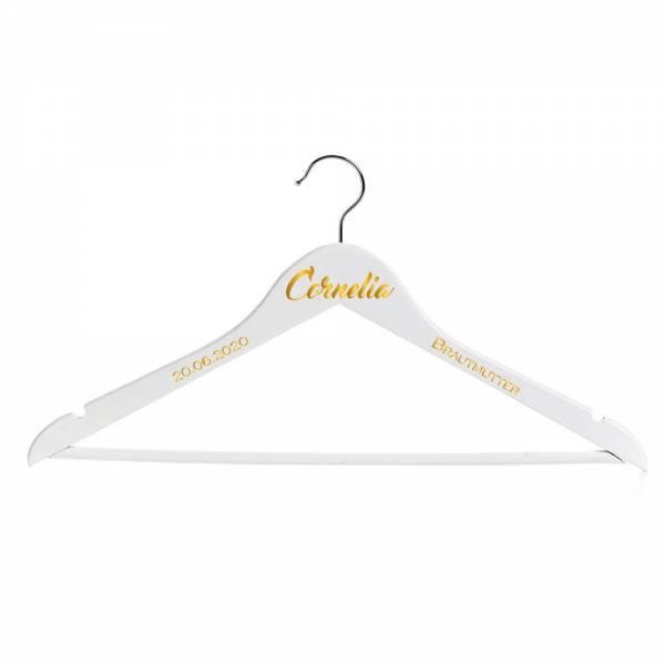 Kleiderbügel Hochzeitsgesellschaft