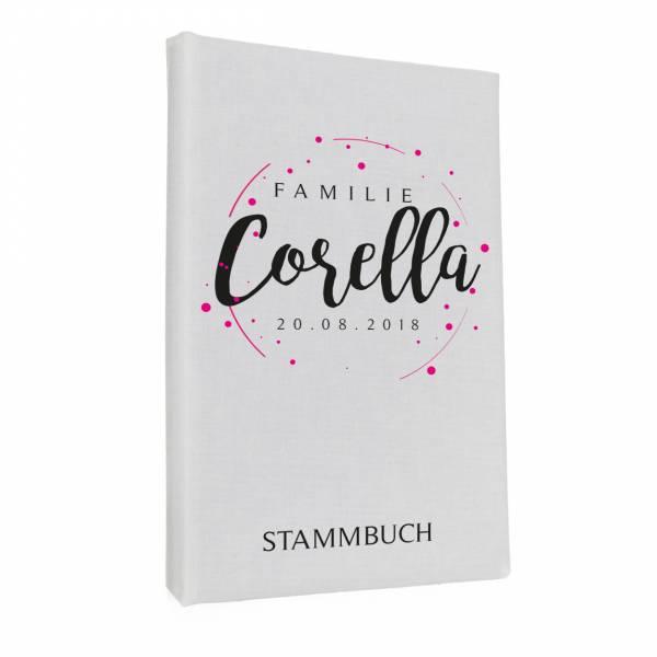 Stammbuch Corella Nr. 182